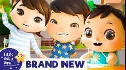 Learn with Little Baby Bum Family   Brand New   Nursery Rhymes   ABCs and 123s   Little Baby Bum