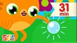 Pop The Bubbles | + More Kids Songs | Super Simple Songs