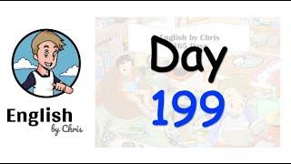 ★ Day 199 - 365 วัน ภาษาอังกฤษ ✦ โดย English by Chris
