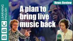 A plan to bring live music back - News Review