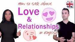 English Expressions to Talk About Love and Relationships