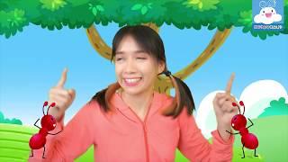 เพลงมดตัวน้อย พร้อมท่าเต้นสนุกๆ กับพี่ไอซ์ by KidsOnCloud