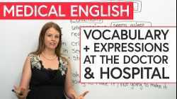 Medical Vocabulary for English Learners