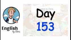 ★ Day 153 - 365 วัน ภาษาอังกฤษ ✦ โดย English by Chris