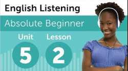 English Listening Practice - Going to Get a Massage in the United States