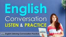 English Conversation: LISTEN AND PRACTICE   Real English Listening Conversation Practice