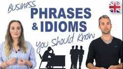Business English Phrases and Idioms Every Businessperson Should Know