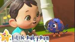 Itsy Bitsy Spider Song +More Nursery Rhymes and Kids Songs - ABCs and 123s | Little Baby Bum