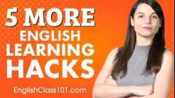 5 English Learning Strategies that Will Get You Speaking