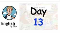 ★ Day 13 - 365 วัน ภาษาอังกฤษ ✦ โดย English by Chris