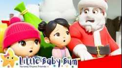 Jingle Bells - Christmas Songs for Kids | Nursery Rhymes | ABCs and 123s | Little Baby Bum