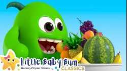 Eat Your FRUITS! Song +More Nursery Rhymes and Kids Songs - ABCs and 123s | Little Baby Bum