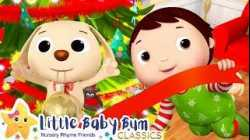 My First Christmas Tree - Christmas Songs | Nursery Rhymes | ABCs and 123s | Little Baby Bum