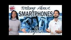 Talking About Smartphones in English - Spoken English Lesson